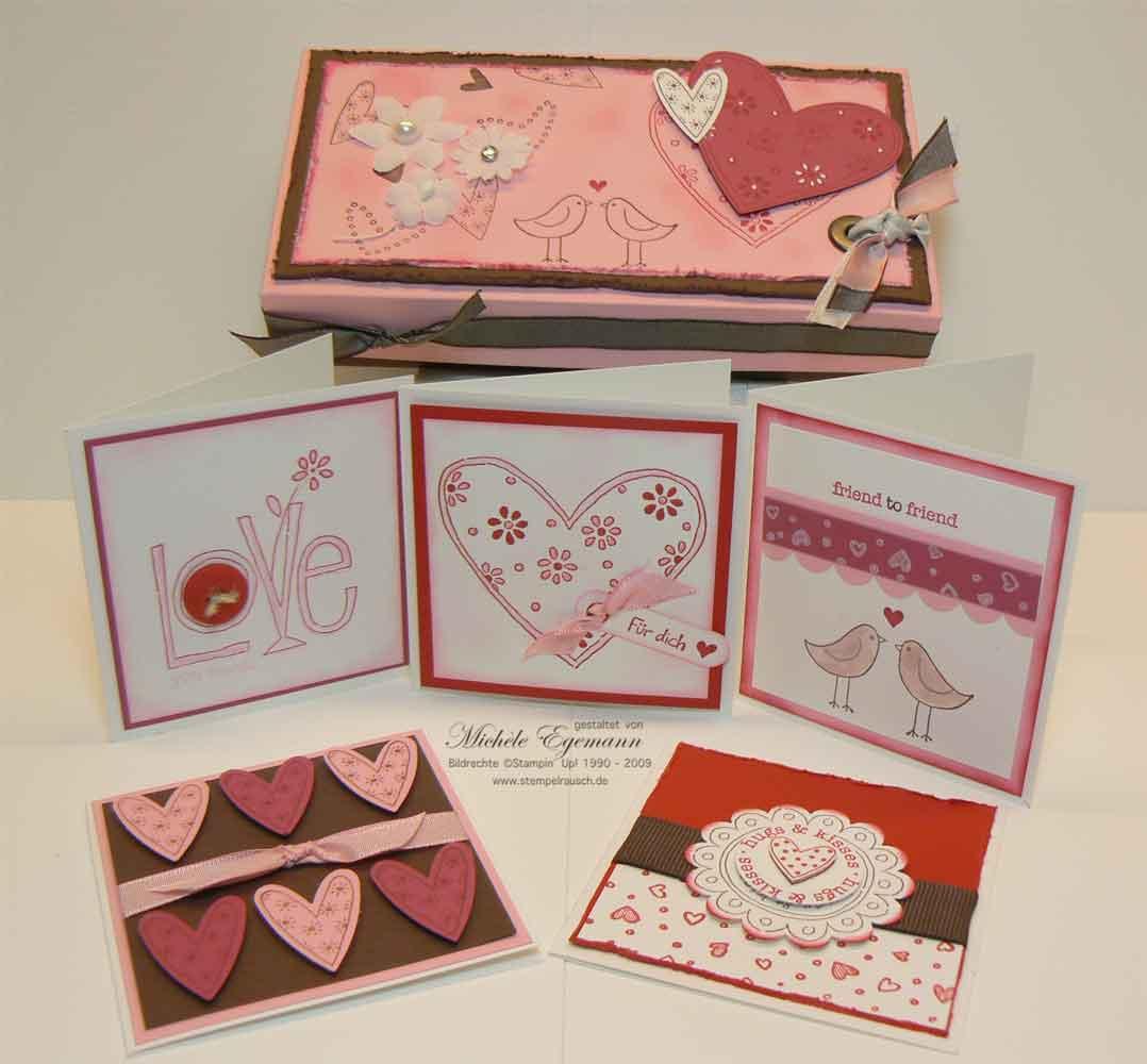 Versteigerung f r einen guten zweck for Selbstgemachte valentinstag geschenke