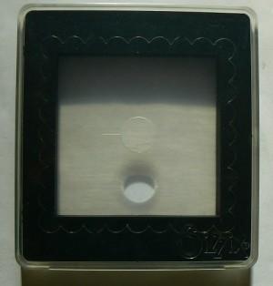 Bigz Clear Form Wellenquadrat 2