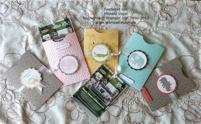 Gutscheinverpackung-für-Shoppinggutscheine-Geschenkkarten-Zoo Babies