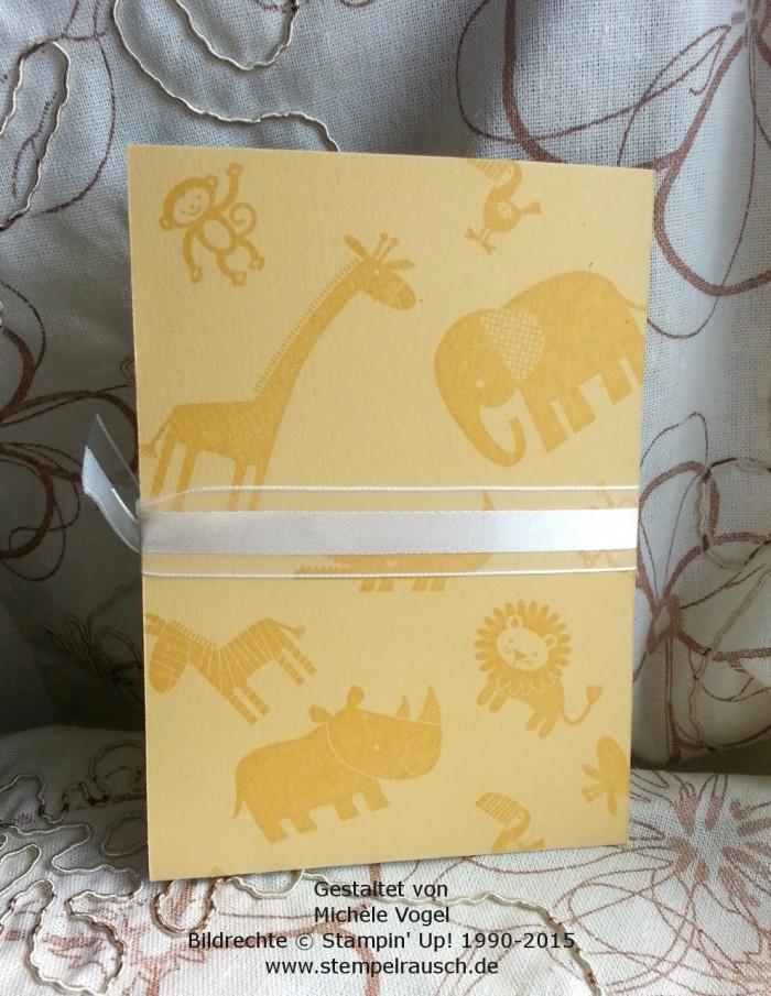 Gutscheinverpackung-für-Shoppinggutscheine-Geschenkkarten-Zoo Babies-Krokodil-Safrangelb-3