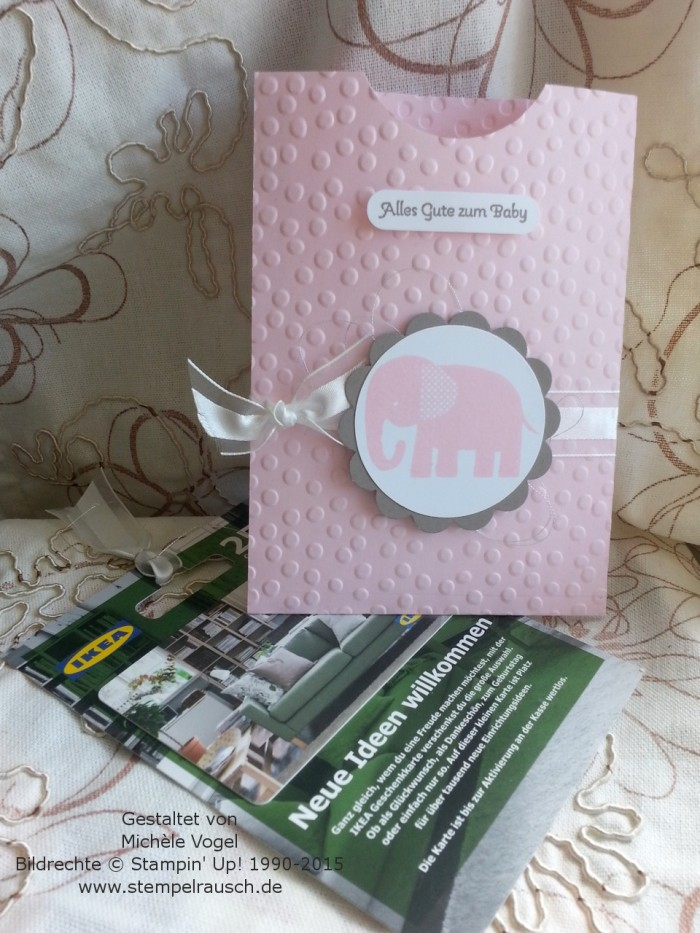 Gutscheinverpackung-für-Shoppinggutscheine-Geschenkkarten-Zoo Babies-Zartrosa-Elefant-3