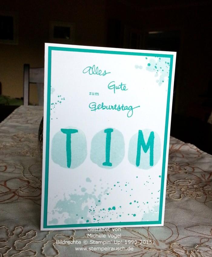 Personalisierte Geburtstagskarte-Layered Letters Alphabet-Geburtstagspuzzle-Gorgeous Grunge-Stampin Up_1