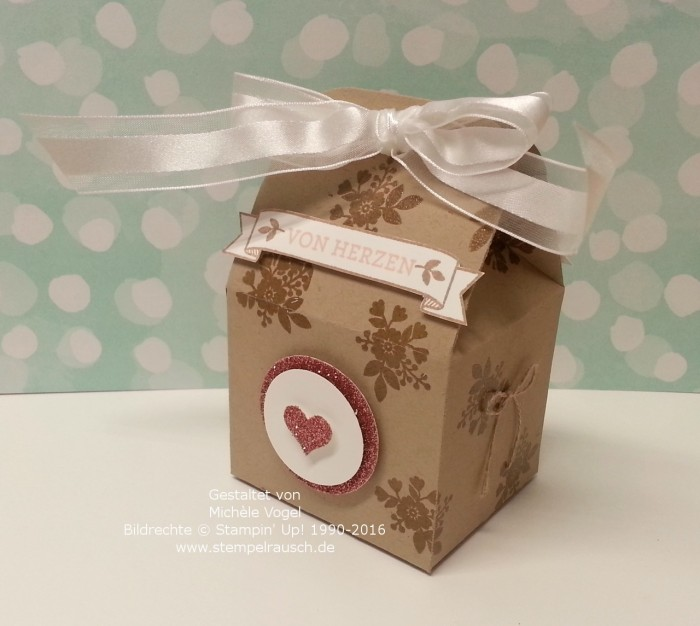 Stampin Up_Geldgeschenkverpackung_Thinlits Leckereien-Box_Stempelset_Blüten der Liebe