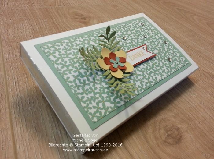 Stampin Up_Toffifee_Verpackung_Schokoladenverpackung_Framelits_Pflanzen-Potpourri_Designerpapier_Botanischer Garten_Stempelset_Grußelemente_6