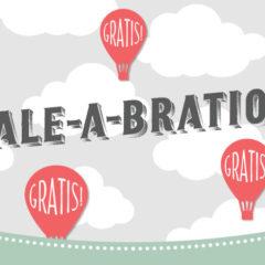 Die Stampin' Up! Sale-A-Bration 2017 startet