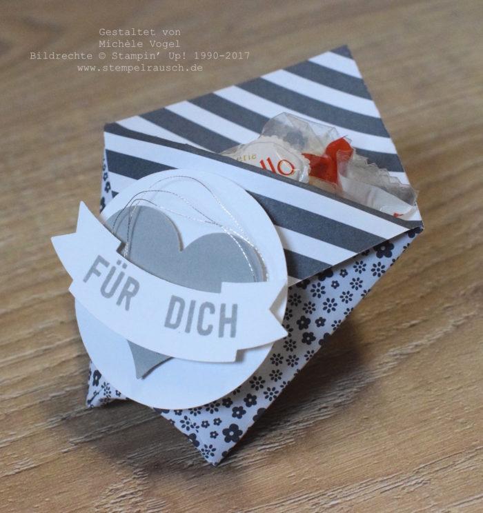 Diaper Fold Pouch_Geschenktasche_6x6 inch_Stampin Up_www.stempelrausch.de_