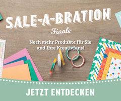 Eilmeldung: Weitere Gratisprodukte zur Sale-A-Bration!