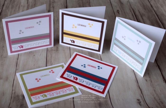 Babykarten_Stampin Up_Stempelset_Kurz gefasst_www.stempelrausch.de