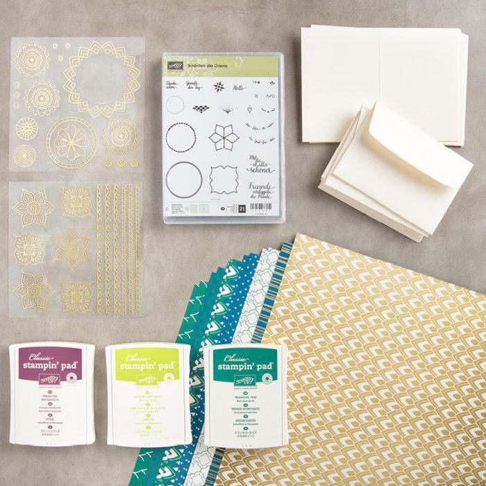 Produktreihe Orientpalast Schnupper-Paket