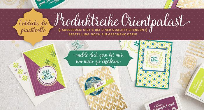 Stampin' Up! Produktreihe Orient