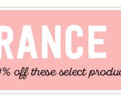 Schon in der Ausverkaufsecke Clearance Rack nachgesehen?