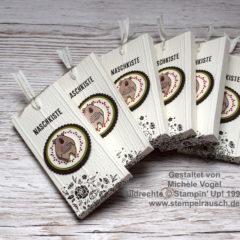 Video-Anleitung: Schokoladen-Ziehverpackung