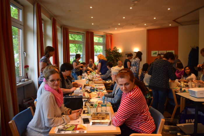 Stampin' Up' Teamtreffen Stempeline in Kronshagen www.stempelrausch.de