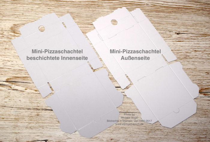 Mini-Pizzaschachteln von Stampin' Up! www.stempelrausch.de
