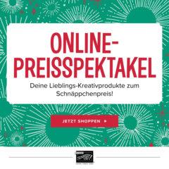 Exklusive Angebote im Online-Preisspektakel