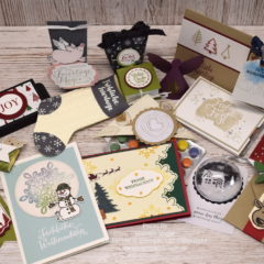 Stampin' Up! Swaps 3.0