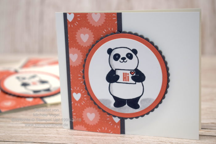 Party-Pandas Sale-A-Bration 2018 Stampin Up www.stempelrausch.de