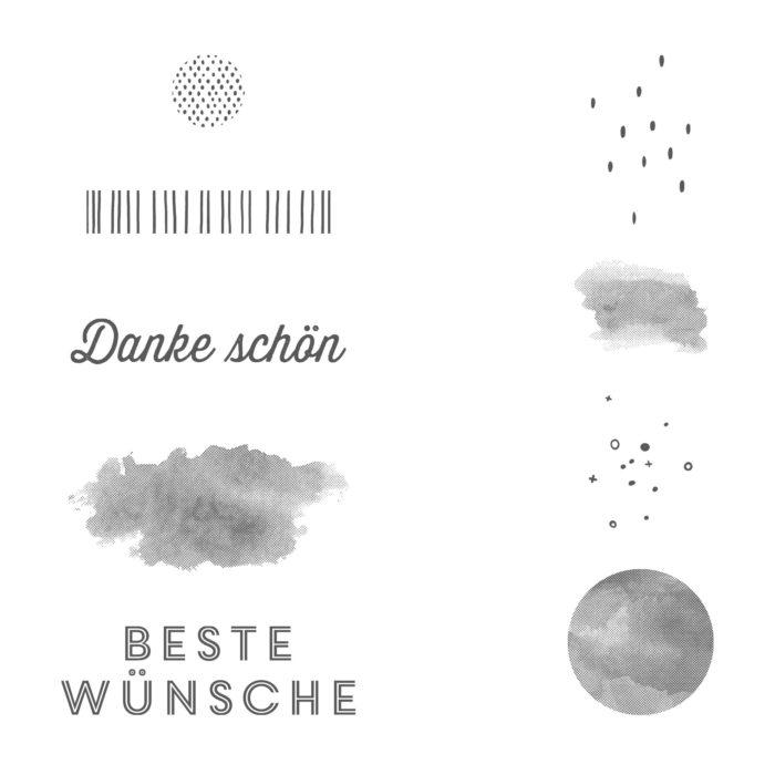 Sale-A-Bration 2018 Stempelset Vielseitige Grüsse www.stempelrausch.de
