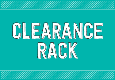Ausverkaufsecke - Clearance Rack
