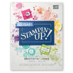 Der neue Jahreskatalog 2018-2019 von Stampin' Up!