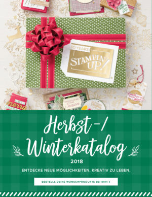 Herbst-Winterkatalog 2018 von Stampin' Up!